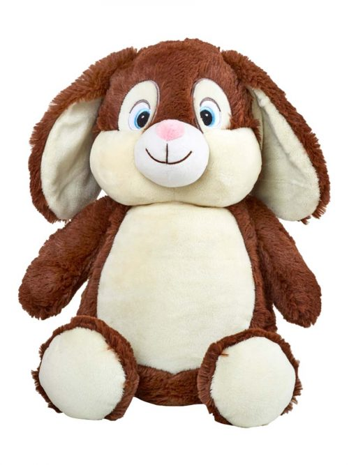 Coco the Brown Bunny