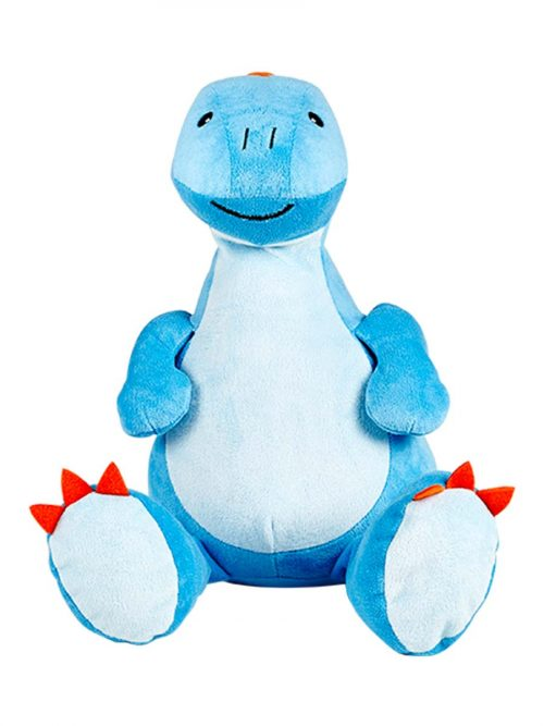 Dino the Blue Dinosaur