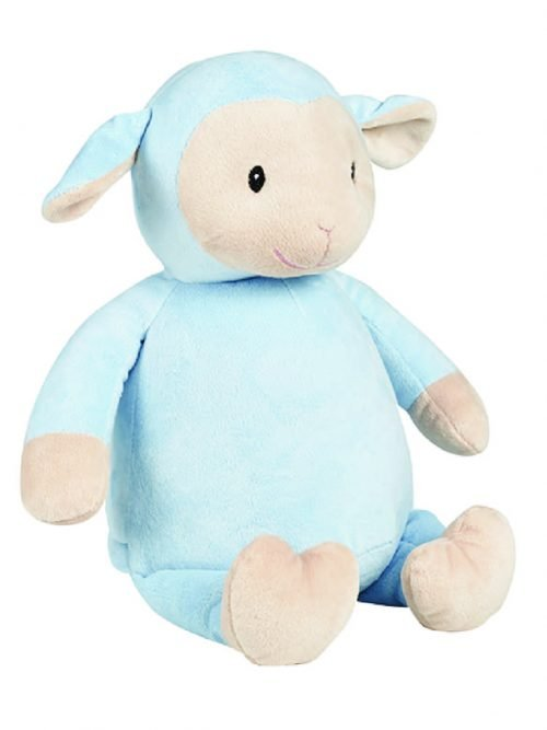 Baa-Baa the Blue Lamb