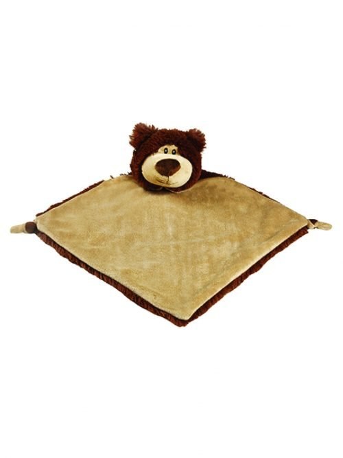 Fudge the Brown Bear Snuggie