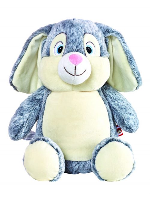 Buggz Junior the Grey Bunny