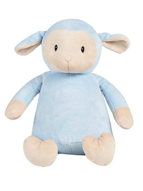 Baa-Baa the Blue Lamb