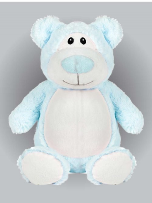 Banjo the Light Blue Bear