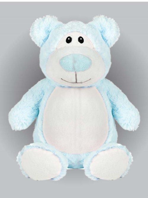Banjo the Light Blue Bear