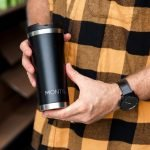 Montii Mega Coffee Cup 480ml – Black