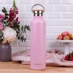 Montii Mega Bottle 1000ml – Dusty Pink