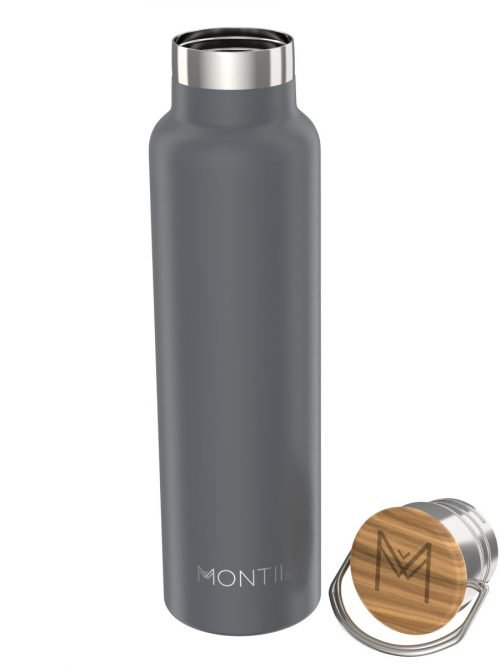 Montii Mega Bottle 1000ml – Grey