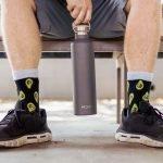 Montii Mega Bottle 1000ml – Grey