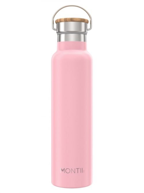 Montii Mega Bottle 1000ml – Dusty Pink
