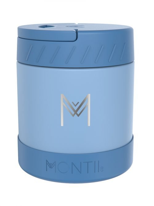 Montii Insulated Food Jar 400ml – Slate