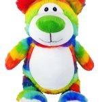 Bam-Bam the Rainbow Bear