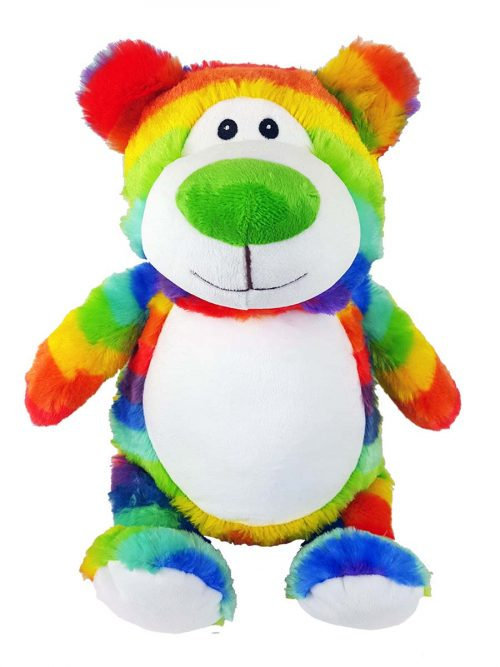 Bam-Bam the Rainbow Bear