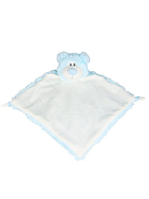 Banjo the Light Blue Bear Snuggie
