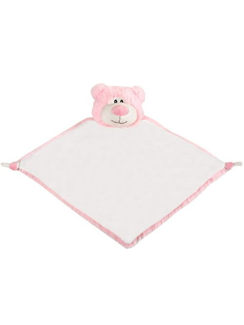 Polly the Pink Bear Snuggie