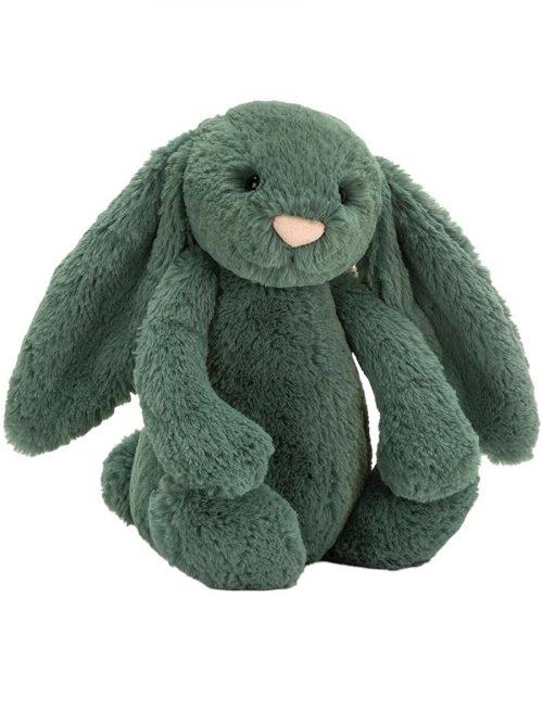 Jellycat Bashful Forest Bunny Medium