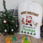 Santa Sack – Merry Christmas