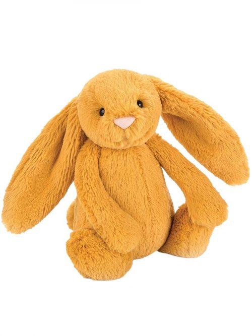 Jellycat Bashful Saffron Bunny Medium