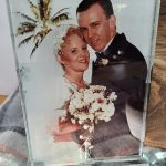Glass Photo Block – 9x13cm
