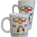 Fuck-Fuck Mug