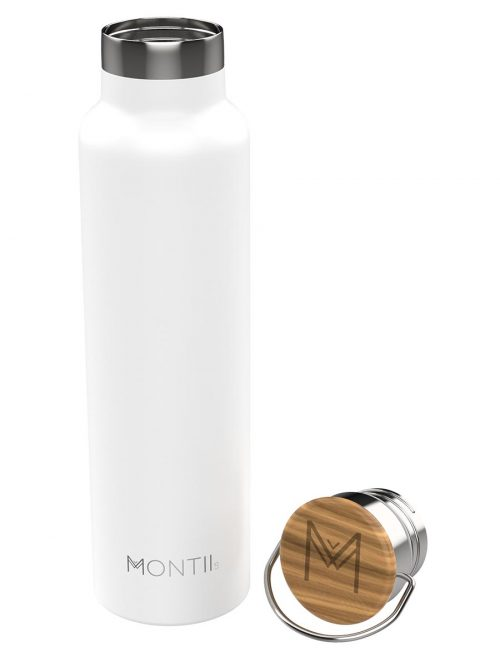 Montii Mega Bottle 1000ml – White