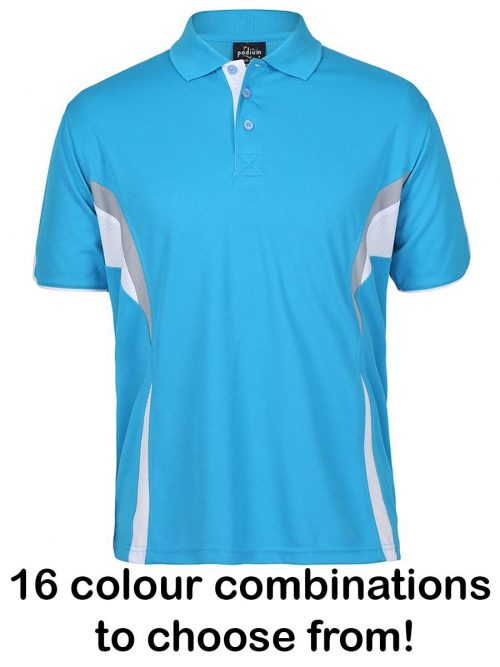 JB's Wear Podium Cool Polo – 7COP