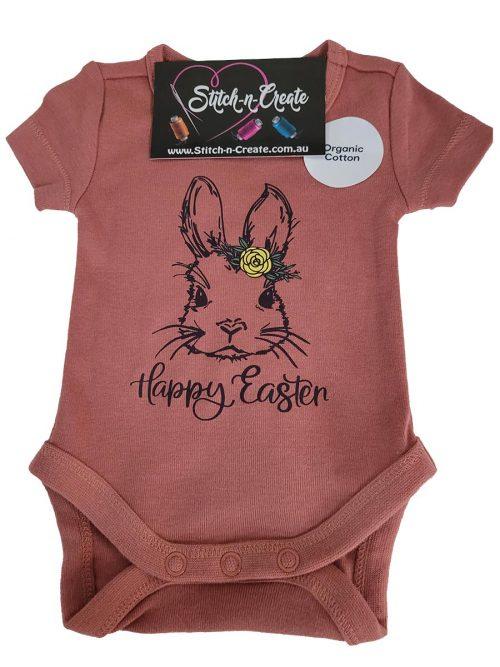 Happy Easter Romper – Girls