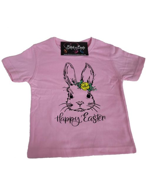 Happy Easter T-shirt – Girls