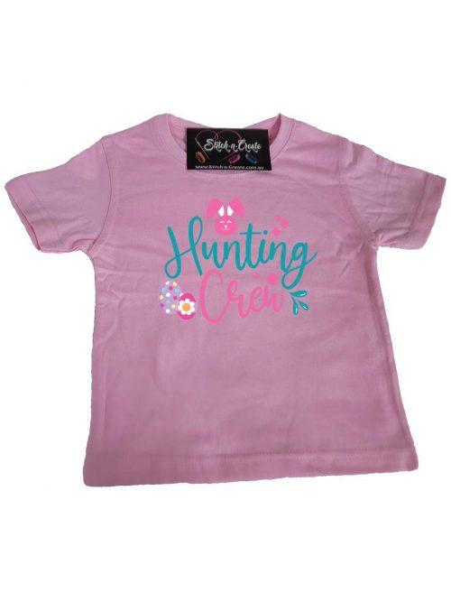 Hunting Crew T-shirt – Girls