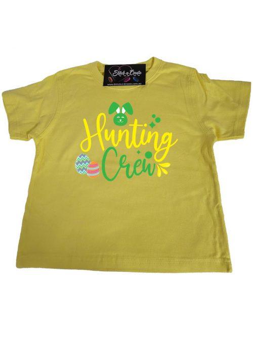 Hunting Crew T-shirt – Boys