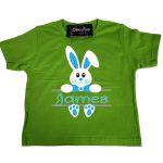 Easter Monogram T-shirt – Boys