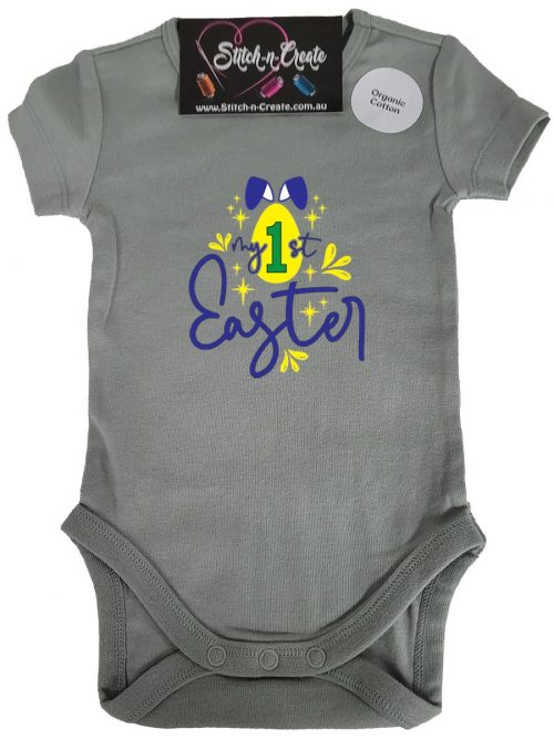 First Easter Romper – Boys