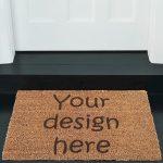 Door Mat – Custom