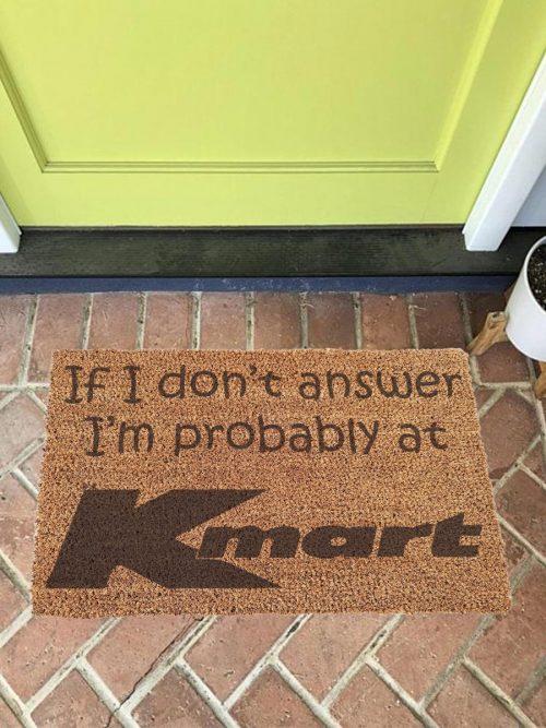 Door Mat – Kmart